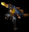 Talon EnduringSword (Obsidian)