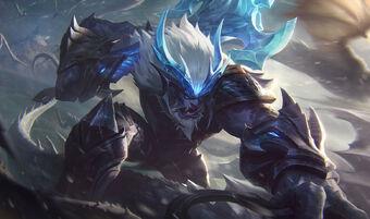 Trundle DragonslayerSkin