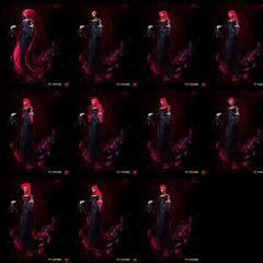 Koncept Sony z Pentakill - Mortal Reminder 5
