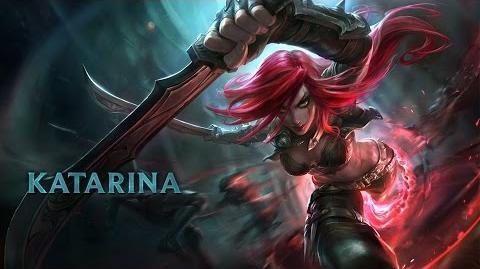 Przedsezonowe zmiany - Katarina (Sezon 2017)