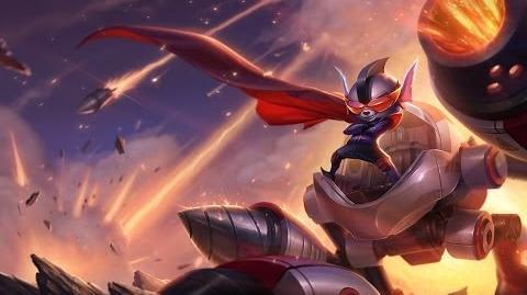 Super-Galaktyczny Rumble gotów by dać czadu