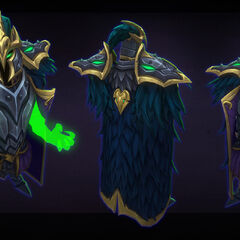 Tyrant Swain Update Model 1 (by Riot Artist <a href=