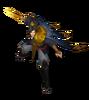 Talon Beständiges Schwert Talon (Obsidian) M