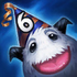 Unused 6 Year Anniversary Poro profileicon