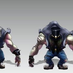 Pentakill Yorick Concept (by Riot Artist <a href=