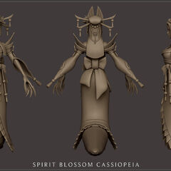 Spirit Blossom Cassiopeia Model 5 (by Riot Artist <a href=