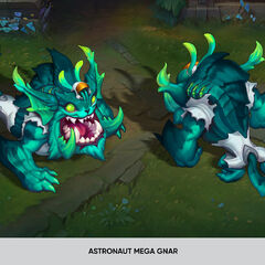 Astronaut Gnar Concept 2 (by Riot Contracted Artists <a href=