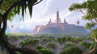 Ixtal An Unexplored Frontier