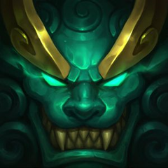 Jadeitowy Demon