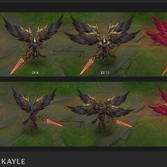 Iron Inquisitor Kayle Update Concept 2 (by Riot Artist <a rel=