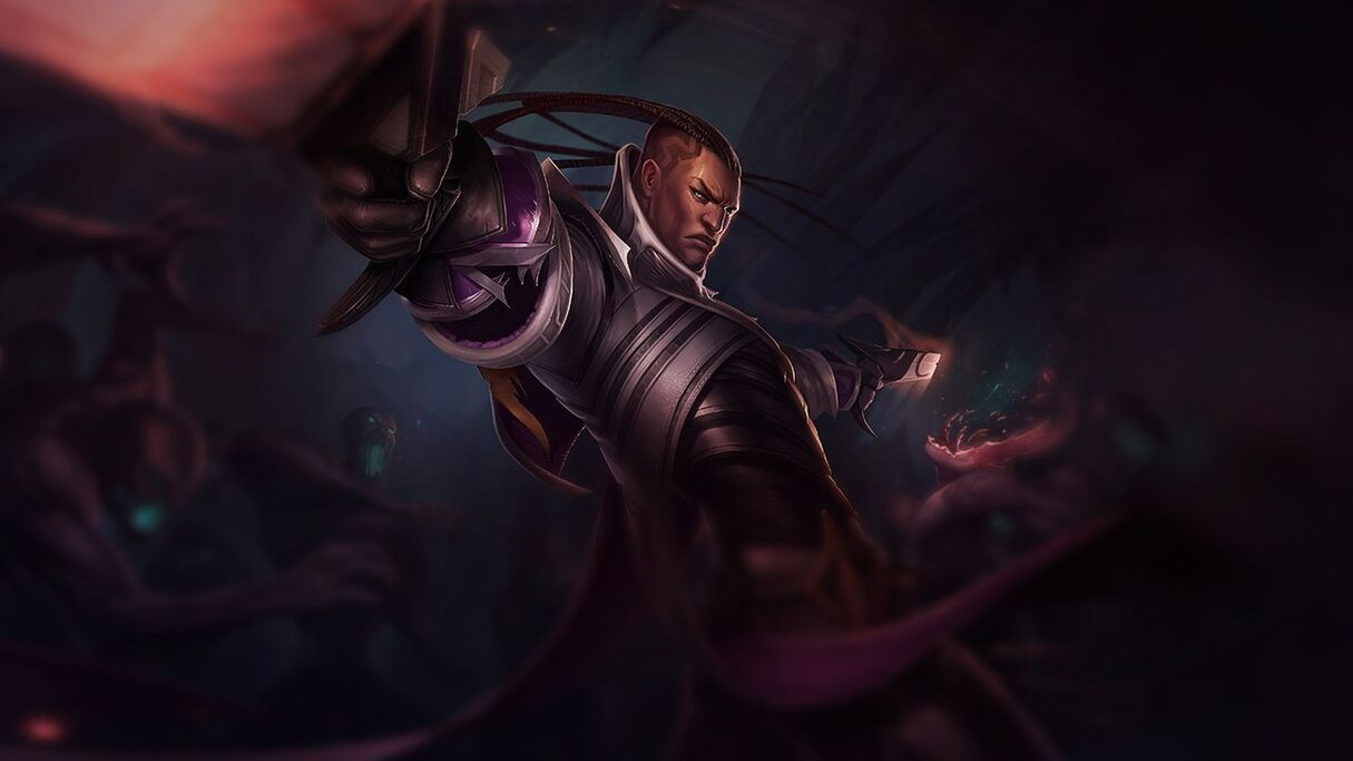 Lucian | League of Legends Wiki | FANDOM powered by Wikia