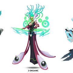 DJ Sona Concept 6 (by Riot Artist <a href=