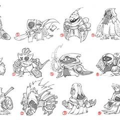 Minion Update Concept 2