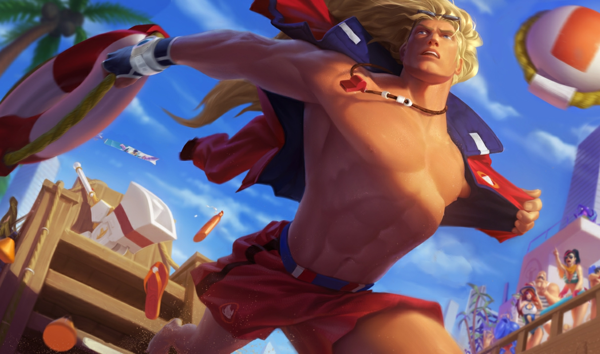 Taric Poolparty-Taric S