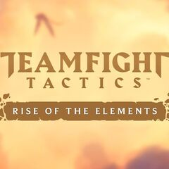 Teamfight Tactics: Rise of The Elements Cover