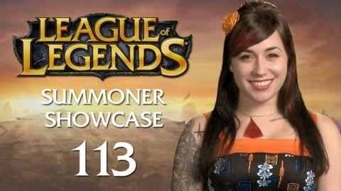 That's a wrap Summoner Showcase 113