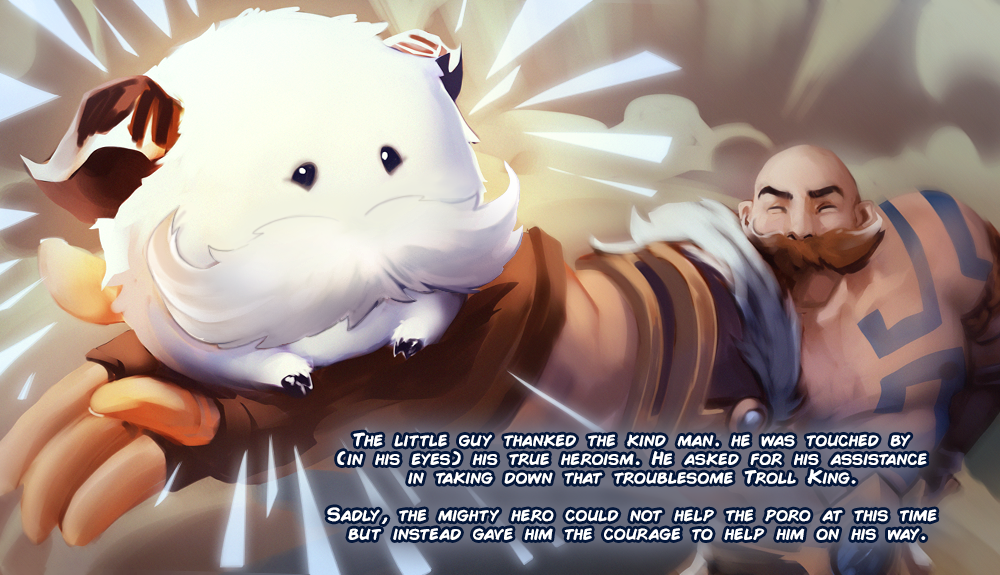 The Tale of the Poro King pr18
