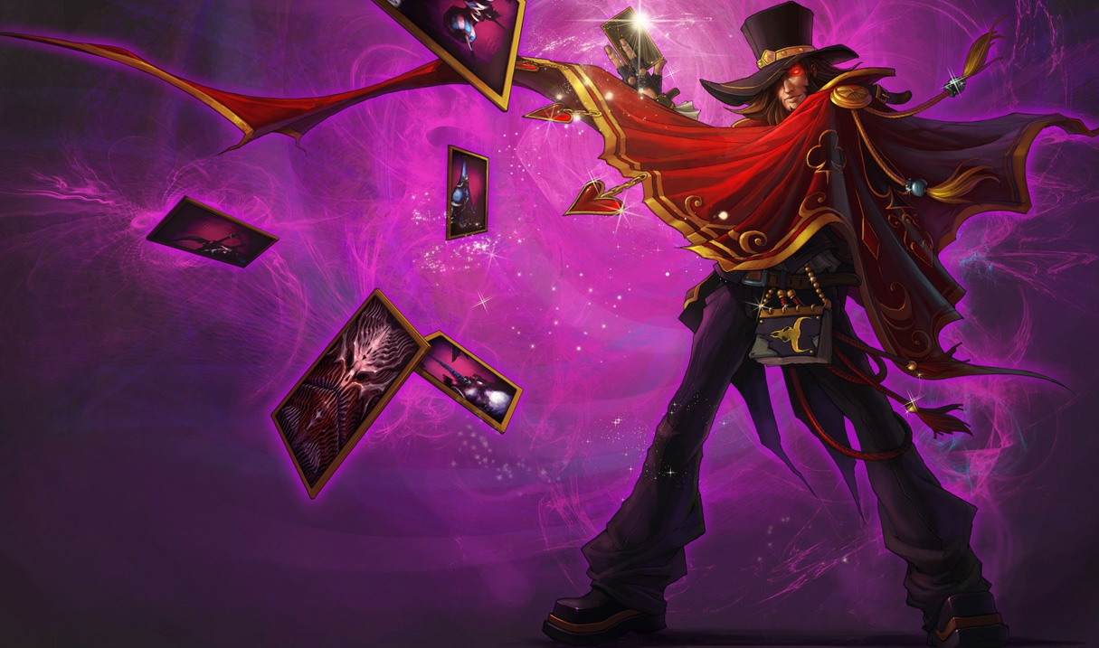 Twisted Fate Der prächtige Twisted Fate S