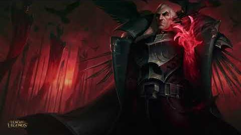 Voice - Swain, Noxian Grand General - English