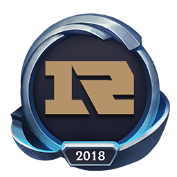 Worlds 2018 Royal Never Give Up Emote