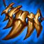 Colar de Presas (Azul) (20 Troféus) item