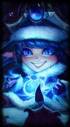 Lulu.Lulu Zimowego Zachwytu.portret