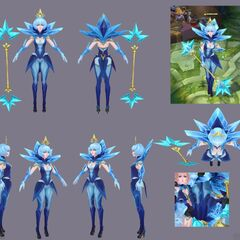 Elementalist Lux Model 13 (by Riot Artist <a href=