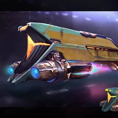 Odyssey: Welcome Aboard Concept 14 (by Riot Artist <a href=