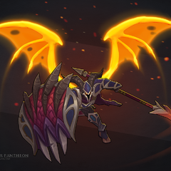Dragonslayer Pantheon Model 2 (by Riot Artist <a href=