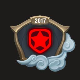 Worlds 2017 Gambit Gaming Emote