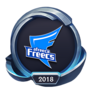 Worlds 2018 Afreeca Freecs Emote