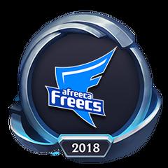 Mistrzostwa 2018 – AFS