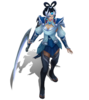 Diana LunarGoddess (Aquamarine)