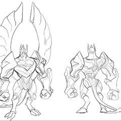 Debonair Galio Update Concept 1 (by Riot Artist <a href=