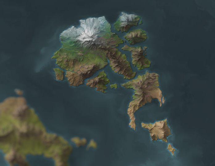 Ionia Islands