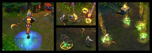Klassische Soraka Screenshots