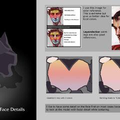Leona Eclipse Model 5 (by Riot Artist <a href=