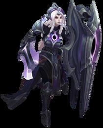 Leona LunarEclipse Render