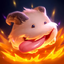 Poro on Fire profileicon