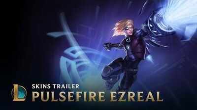 Pulsefire Ezreal Skins Trailer - League of Legends