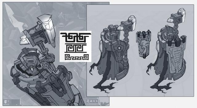 Summoner's Rift Update Theme Paladin Turrets