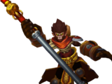 Wukong/Abilities