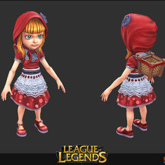Red Riding Annie Update Model 2 (by Riot Artist <a href=