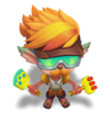 Heimerdinger PoolParty (Citrine)