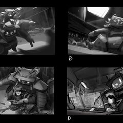 Nunu & Willump Bot Splash Update Concept 3 (by Riot Artist <a rel=