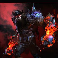 Pentakill Olaf Mortal Reminder Concept 4 (by Riot Artist <a rel=