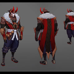 Blood Moon Pyke Concept 2 (by Riot Artist <a href=