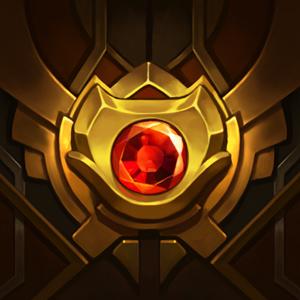 Season 2017 - Solo - Gold profileicon