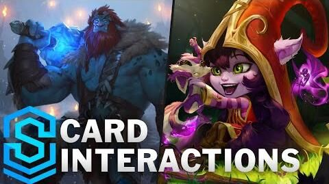 Set 3 Card Special Interactions - Lulu, Trundle, Nocturne