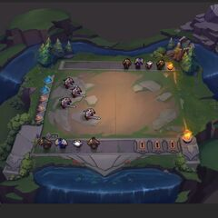 Teamfight Tactics Arena Concept 4 (by Riot Artist <a rel=